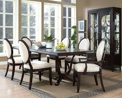 57 dining space creative ideas tufted dining room chairs prissy 145 delightful oversized dining table tapered with dining chairs design ideas wondrous delightful oversized dining table