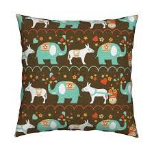 donkey fabric wallpaper u0026 gift wrap spoonflower