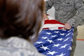 Flag Folding Ceremony 8th Fighter Wing Honor Guard U003e Kunsan Air Base U003e Fact Sheets
