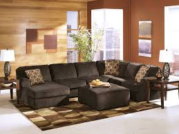 furniture oversized couch oversized sectional movie pit sofa
