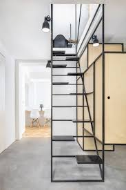 Houzd by Stairs Inside House Home Design