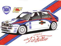 martini racing iphone wallpaper images of lancia delta martini racing sc