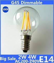best big sale e14 2w 4w new design 220v high cri cob dimmable led