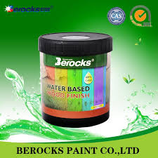 berocks furniture protection spray paint water based wood paint