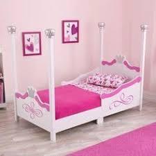 Kidkraft Princess Bookcase 76126 Have To Have It Kidkraft Princess Toddler Bed Pink 122 01