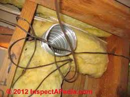 how to install bathroom vent fan guide to installing bathroom vent fans