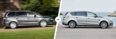 ford galaxy interior ford galaxy vs ford s max comparison carwow