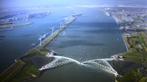 Where Is Amsterdam On A Map As Sea Levels Rise Rotterdam Floats To The Top As An Example Of