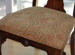 Recovering Dining Room Chairs Best 25 Chair Seat Covers Ideas On Pinterest Dining Room Chair