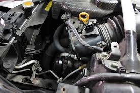nissan 350z air intake pure vq sound mishimoto u0027s 350z performance intake r u0026d part 1