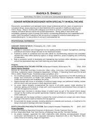 graduate no experience resume niveau etude anesthesiste andrew