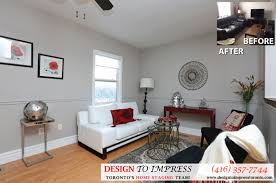Before And After Staging Toronto Home Staging 169 Rhodes Ave