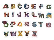 buchstaben für kinderzimmer kinderzimmer aus holz mit buchstaben form ebay