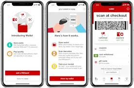 store cards app apple pay holdout target launches new in app mobile payments