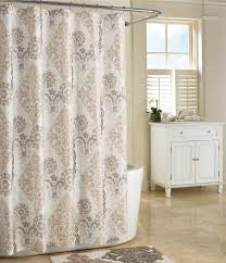 Black And Gold Damask Curtains by Home Bath U0026 Personal Care Shower Curtains U0026 Rings Dillards Com