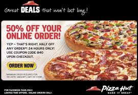 California Pizza Kitchen Coupon Code by Pizza Hut Coupons U0026 Coupon Codes U2013 With Pizzas Hut Coupon Codes