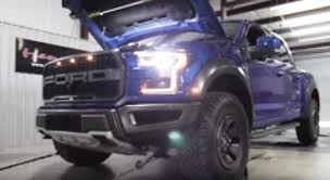 ford svt raptor 0 60 2017 ford f 150 raptor hits dyno does 0 60 in 5 3 seconds