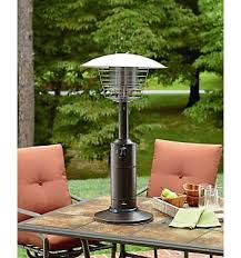 Table Patio Heater Buying An Outdoor Patio Heater Sears