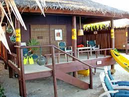 rarotonga beach bungalows cook islands resorts