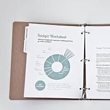 wedding organizer binder hello original wedding starter kit