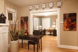 home office small interior design arrangement business desk for