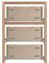 kitchen cabinet sliding drawers backsplash kitchen cabinet drawer kits blum legrabox m standard