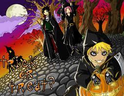 naruto halloween 2011 anime jokes collection