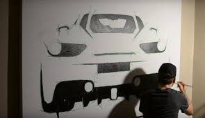 ferrari painting watch time lapse ferrari 488 gtb painting xtreme xperience
