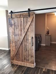 Barn Door Designs Marvelous Single Barn Door Designs With The Sliding Barn Door