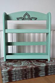how to make a nail polish organiser from a spice rack birch and