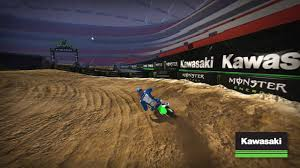 Road Atlanta Track Map by St Louis Supercross 2017 Kawasaki Track Map Youtube