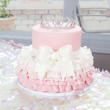 this princess cake is topped with a tiara from shindigz picmia