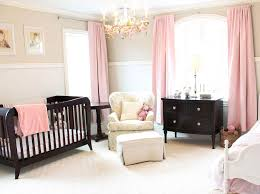 Pale Pink Curtains Decor Ideal Baby Curtains For Nursery Editeestrela Design