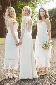 relaxed wedding dress a rembo styling gown for a relaxed family home wedding in