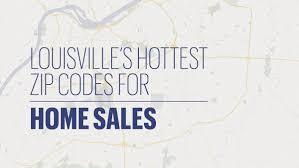 Zip Code Map Cincinnati by Louisville Area Zip Codes With Most Home Sales In 2016