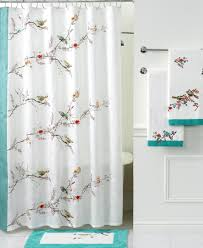 Cassandra Shower Curtain by Lenox Simply Fine Bath Accessories Chirp Shower Curtain Towels
