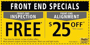 park place lexus oil change coupon auto repair and tire destin florida tuffy tire and auto center