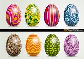 decorative eggs that open free vectors beautiful artistic easter eggs vector open stock
