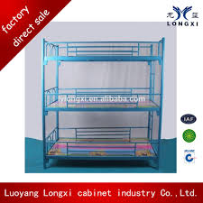 Bunk Bed For 3 Bunk Bed 3 Layers Bunk Bed 3 Layers Suppliers And Manufacturers