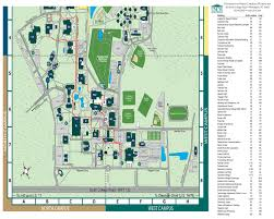 Virginia Tech Campus Map by Visit Uncw Campus Tours