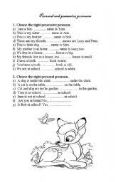 english worksheets personal pronouns worksheets page 59