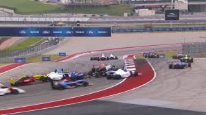 formula 4 crash darcyf1 com austin2017 race 3 start crash pile up