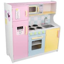 jeu de cuisine enfant grande cuisine enfant kidkraft en bois cuisine kidkraft