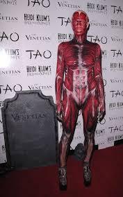 Anatomy Halloween Costumes 16 Heidi Klum U0027s Halloween Costumes
