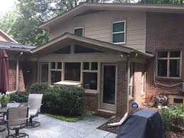 a stunning exterior makeover u2013 painted brick and more