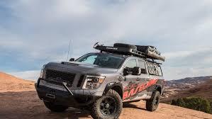 nissan titan xd australia nissan titan xd pro 4x project basecamp is one tough truck auto