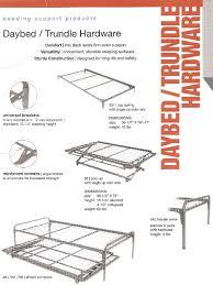 metal bed frame parts knock down low profile bed frame hardware