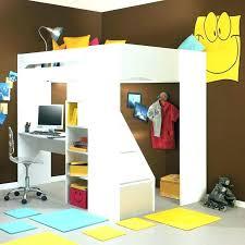 lit mezzanine combiné bureau mezzanine bureau enfant merveilleux lit mezzanine bureau enfant