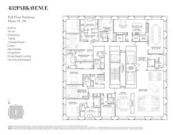 Typical Floor Plans Of Apartments Floorplan Curbed Ny