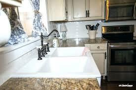 kitchen tile paint ideas how to paint a backsplash to look like tile paint kitchen tile